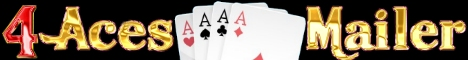 4 Aces Mailer banner